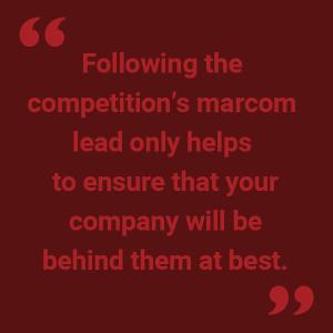 Marcom Quote