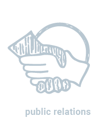 Link to LRG Services-Public Relations