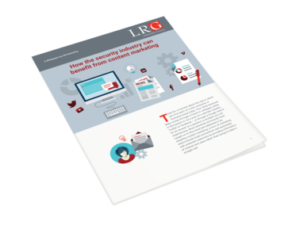 How the security industry can benefit from content marketing - White paper