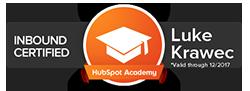 Luke_Inbound_Hubspot_Certified